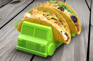 VROOM VROOM!: Taco Truck Taco Holder