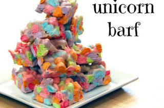 Unicorn Barf Makes For A Delicious Treat
