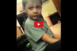 Watch This 5-Year-Old Agonize Over Girl Problems