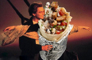 Iconic Romantic Scenes Get The Burrito Treatment
