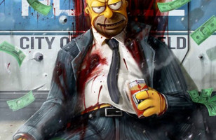 Nightmare Inducing: Cartoon Characters As Crazy Killers