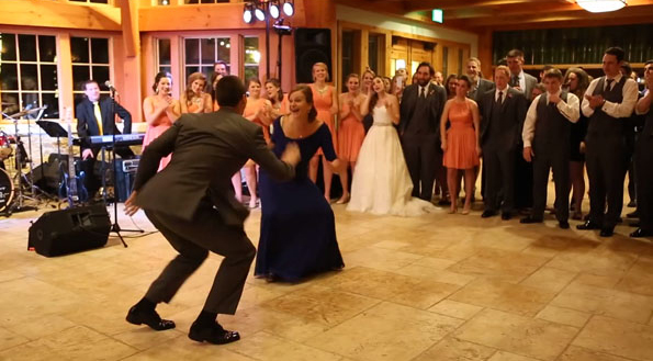 Mom Son Wedding Dance Video