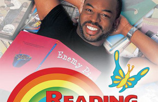 Help LeVar Burton Raise Money To Bring Back Reading Rainbow!