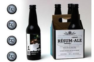 Man Brews Up A Resum-Ale Instead Of A Traditional Résumé