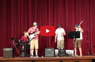 The Best/Worst Talent Show Performance Ever