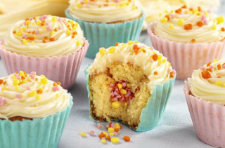 Edible Cupcake Wrappers Make Cupcakes Even More Convenient