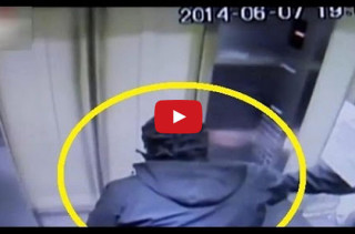 Elevator Malfunctions Shoots Man 31 Stories Up, Through The Roof