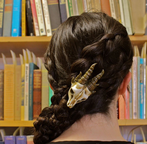 Fantastic Amp Whimsical Dragon Hair Clips Incredible Things