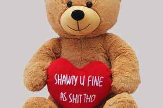 So Romantic: Holla Bears Say What Your Heart Is Feeling
