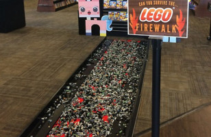 LEGO Firewalk Is The Ultimate, Most Painful Challenge