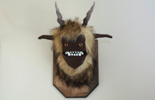 Mounted Stuffed Monster Heads Are Magical But Dangerous Decor