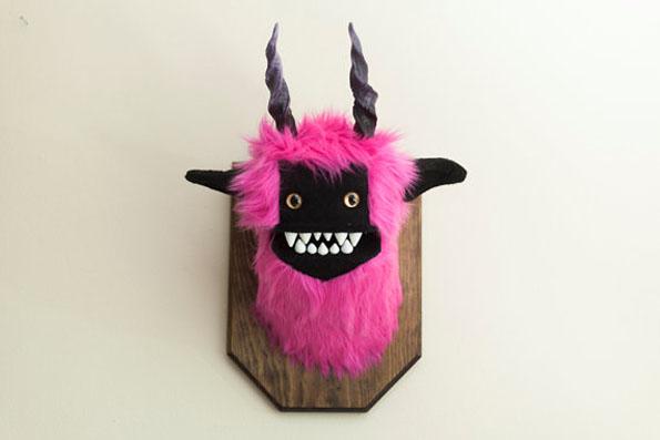 mounted-stuffed-monster-heads-2