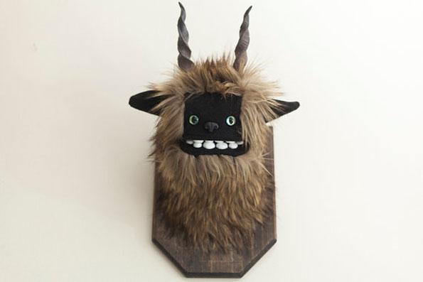mounted-stuffed-monster-heads-4