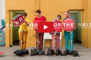 It's Time To Check Out The New OK Go Music Video!