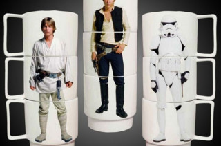 Star Wars Stacking Cups Let You Mix & Match Their Bods