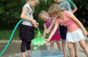 Bunch O Balloons Is A Water Balloon GAME CHANGER!
