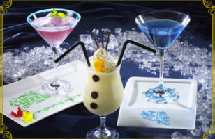 Frozen-themed Cocktails Will Not Give You Brainfreeze*