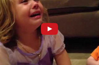 This Little Girl Doesn't Want Her Baby Brother To Grow Up