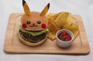 The Pikachu Burger & More Incredible Links