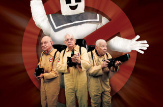 Retirement Community Recreate Iconic Movie Scenes For A Calendar