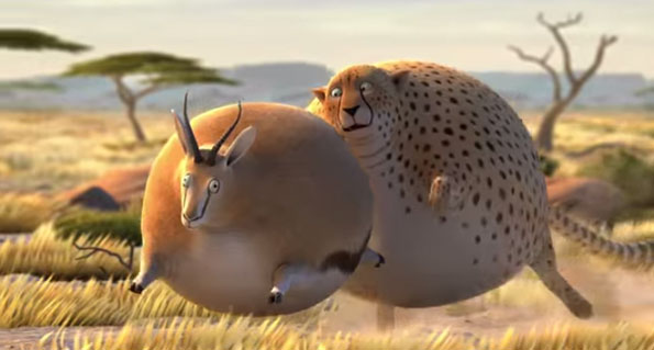 rollin-wild-round-animals