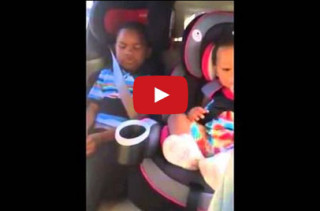 Little Boy Is NOT Happy About Mom's Pregnancy