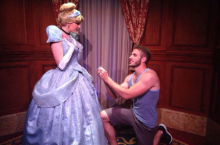 Man Proposes To The Disney Princesses, Leaves Alone