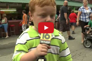 This Little Boy's Interview Is The Best Thing Ever
