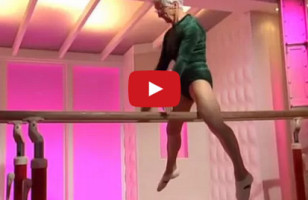 The World's Oldest Gymnast Is An 87 Year Old Gramma