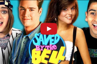 I Feel Old: Teens Reacting To Saved By The Bell