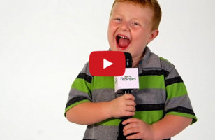 Apparently Kid Is Back, Starring In This Adorable Ad