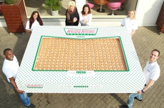 A Box Of 2,400 Krispy Kreme Donuts Is All I Want