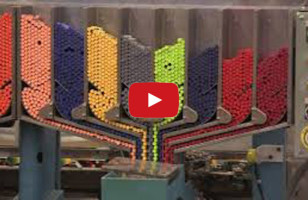 Ever Wonder How Crayons Are Made? Here You Go.
