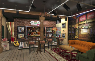 Friends' Central Perk To Be Recreated IRL