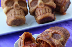 Stuffed Pizza Skulls Are The New, Scary Pizza Rolls