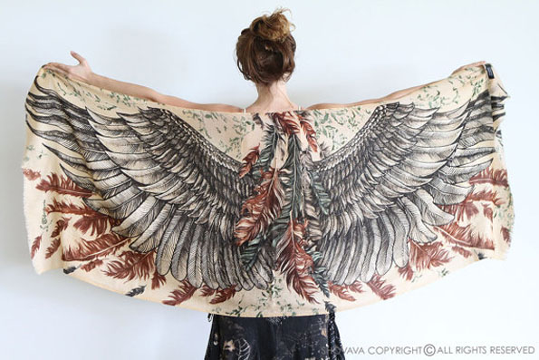 owl-wing-printed-scarf-8