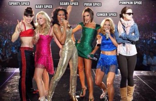 The Most Basic Spice Girl & More Incredible Links