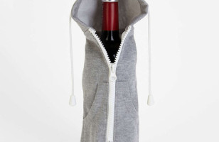 The Wine Bottle Hoodie Is For Chill, Laid-Back Vino