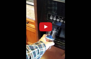 This Genius Replaced Ice With Candy In His Ice Dispenser