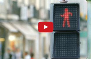 Meet The Interactive, Dancing Traffic Light