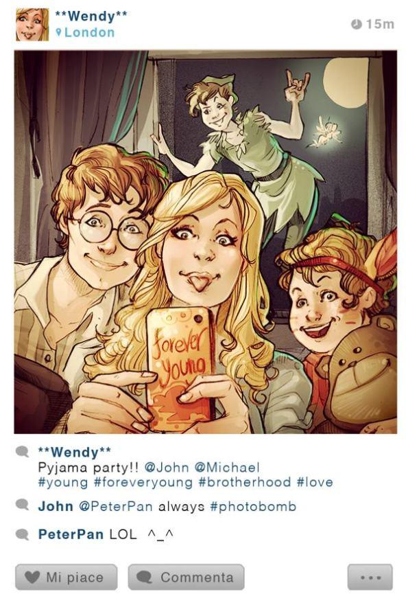 disney-characters-had-instagram-2
