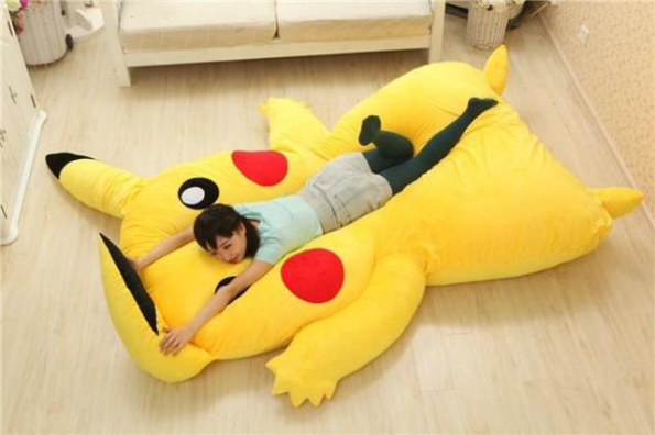 Pikachu Bed Frame
