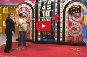 Price Is Right Contestant Spins A $1.00, Promptly Loses Mind