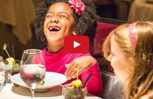 Second Graders Visit One Of New York's Fanciest Restaurants