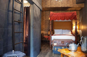 Now You Can Sleep Like A Wizard In A Harry Potter-Themed Suite