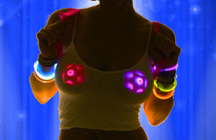 Be The Light Of The Party With These LED Pasties