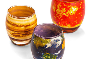 These Planetary Glasses Are Outta This World