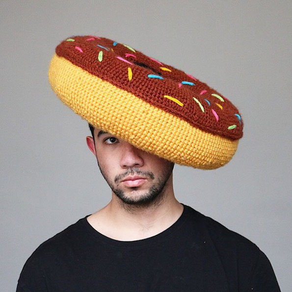 Crazy Looking Hats: Stay Cozy And Ridiculous Looking With These Food Hats