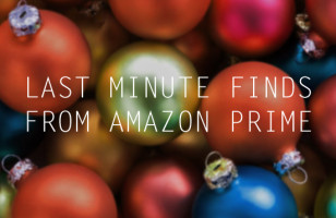 Gift Guide: Last Minute Finds From Amazon Prime