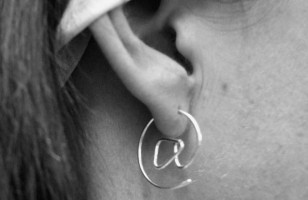 Express Yourself With Some Punctuation Earrings